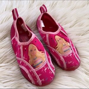 3/$25 Barbie water shoes / Size 10